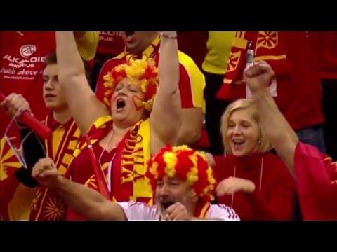 Macedonian Handball Team - The Olympic Dream