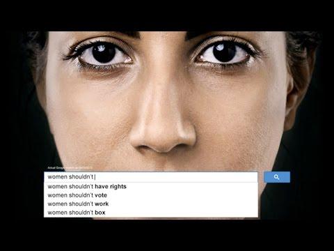 UN Women - The Autocomplete Truth