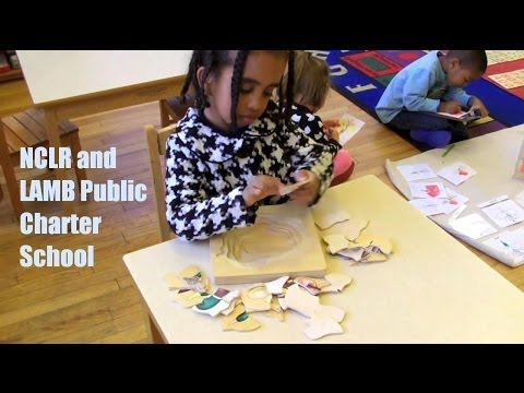Latin American Montessori Bilingual Public Charter School and Padres Compremetidos