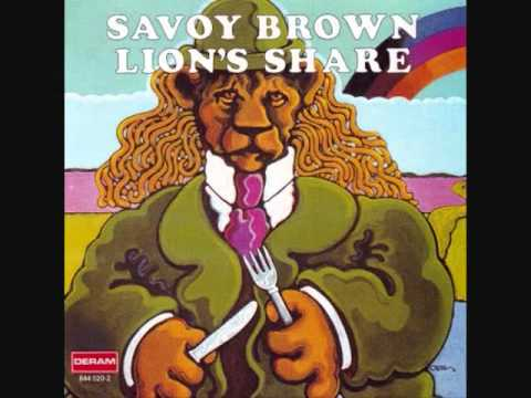 Savoy Brown - So Tired