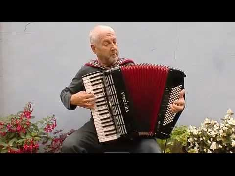 French Accordion music Yann Tiersen La Noyée - Jo Brunenberg
