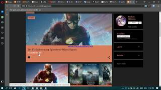 How to download TV series In My blog