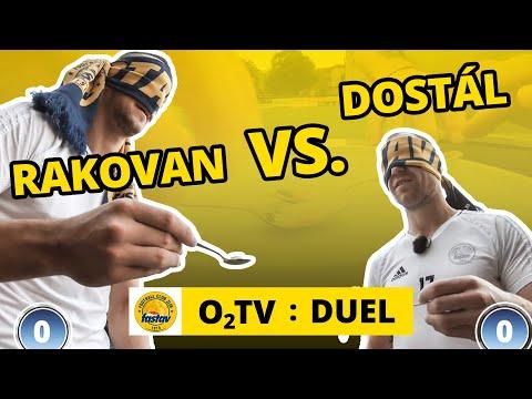 O2 TV Duel: Matěj Rakovan, Stanislav Dostál a souboj v ochutnávání