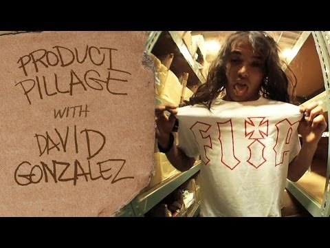 Product Pillage with David Gonzalez
