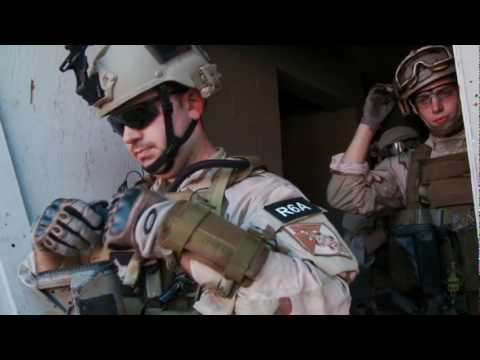 The Green Mountain Rangers : Operation Pine Plains 3 Airsoft Documentary Part 1