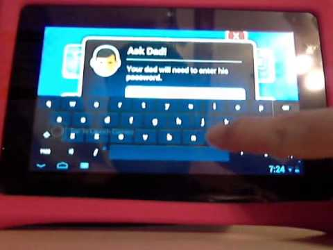 Nabi 2 Kids Tablet Review Nickelodeon Edition