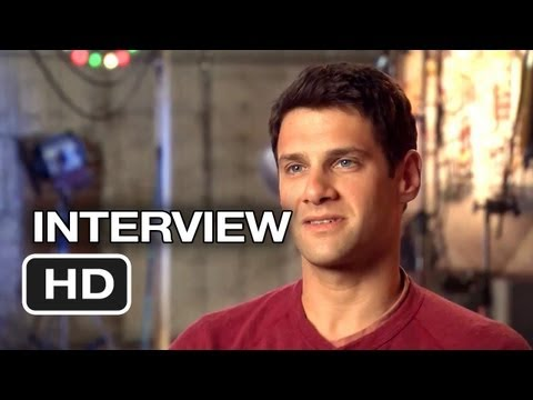 The Hangover Part III Interview - Justin Bartha (2013) - Bradley Cooper Movie HD