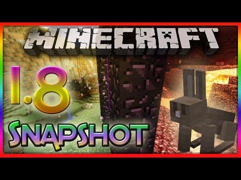 MineCraft 1.8 Snapshot 14w21a: Multi World Threading Dev! Bunnies?! (SnapShot Review)