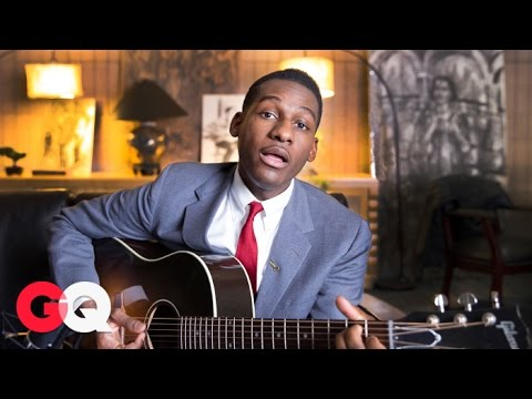 """Leon Bridges Shares the Story Behind His Song """"River"""" - How I Wrote That Song 