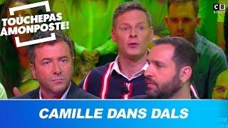 """Les chroniqueurs juge Camille Combal dans """"Danse avec les stars"""""""