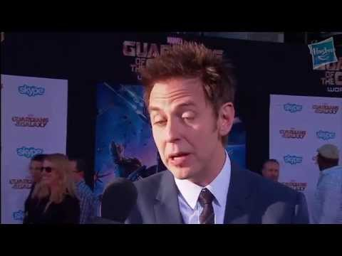 James Gunn on Directing Marvel's Guardians of the Galaxy
