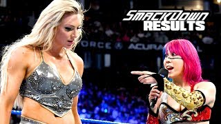 NEXT STOP: WRESTLEMANIA! WWE Smackdown Review & Results 4/3/18 Going in Raw Podcast