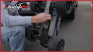 What Happens When The Diff is Upside Down on Your Traxxas E-Maxx?