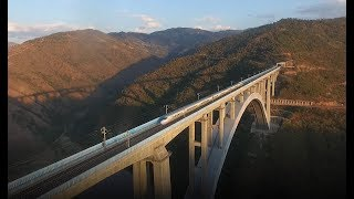 6 hours for 6 seconds! Safeguarding high-speed rail bridge in Yunnan, China