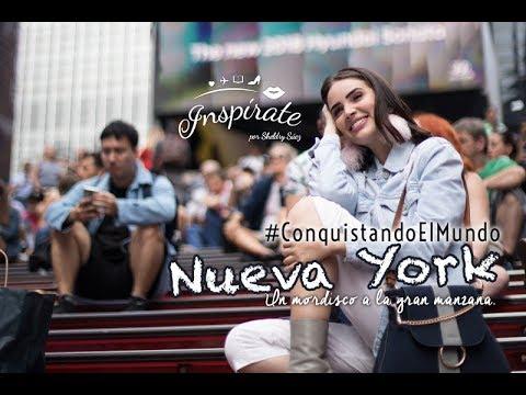 #ConquistandoElMundo - Nueva York