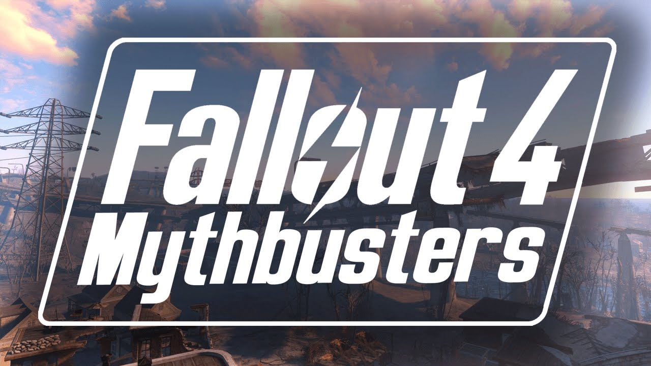 Testing Some Popular Fallout 4 Myths