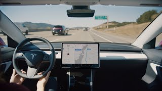 Model 3 Guide | Navigate on Autopilot