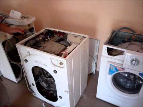 Ремонт стиральной машинки своими руками аристон