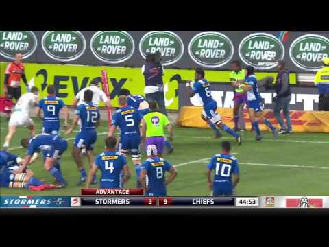 2017 Super Rugby Qf Stormers V Chiefs