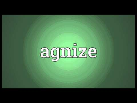 Header of agnize