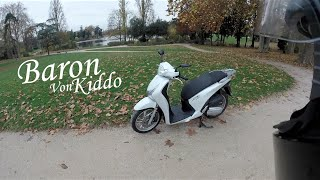 Honda SH 125 i - An Everyday Bike?