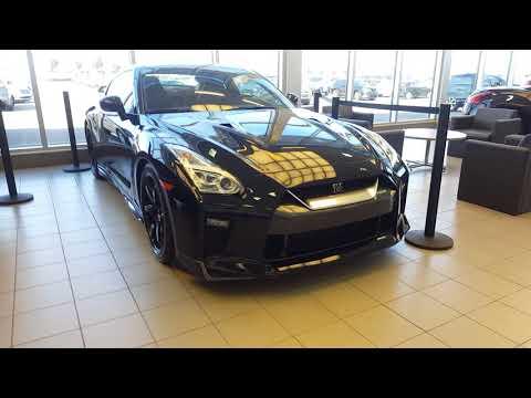 2017 Nissan GTR Track Edition - Sherwood Nissan