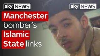 Manchester bomber's Islamic State links