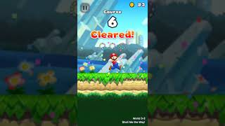 PERFECT SHOT-SUPER MARIO RUN PART 23