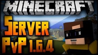Minecraft : Server de PVP 1.6.4 / Sopa / 24Horas / Apenas Original /Treinamento de hunger games