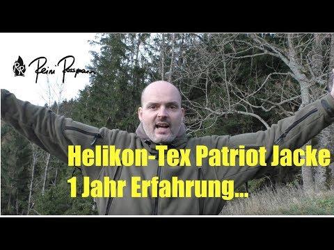 HelikonTex Patriot Jacke - 1 Jahr Erfahrung