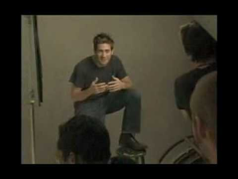 Jake Gyllenhaal Vanity Fair Photoshot Video
