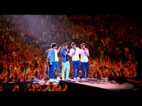 One Direction - 1D in 3D (Teaser Trailer).