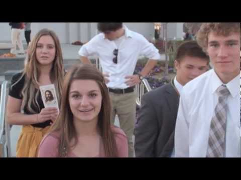 Boise, Idaho Temple rededication with Matt Slick and others