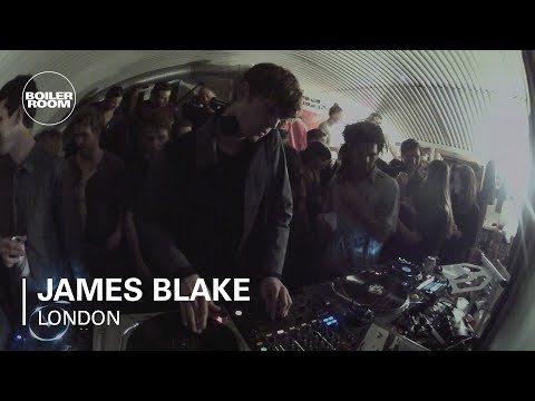 James Blake Boiler Room DJ Set