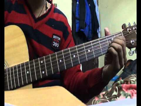 kahin to hogi wo from Jaane tu ya jaane na (guitar) : Tuhin...