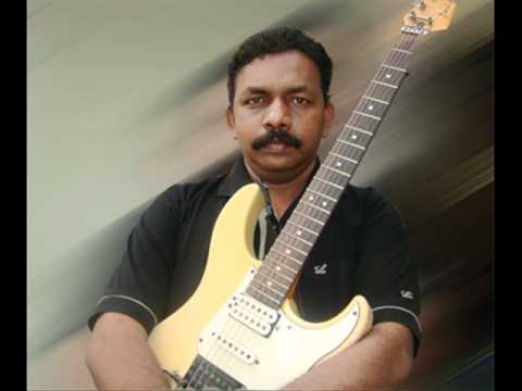 My Guitar Version-vaseegara [ Anil Bs ] video