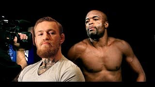 Anderson Silva Opens Up About Discussion with Dana White About a Conor McGregor Superfight