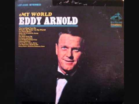 Eddy Arnold - Roll Along Kentucky Moon