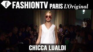 Chicca Luald Spring/Summer 2015 | Milan Fashion Week MFW | FashionTV