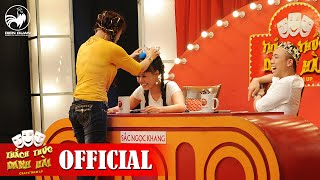 Video clip Thách Thức Danh Hài mùa 2 | Siêu nhân Gao tặng vương miện bằng vàng cho Trấn Thành