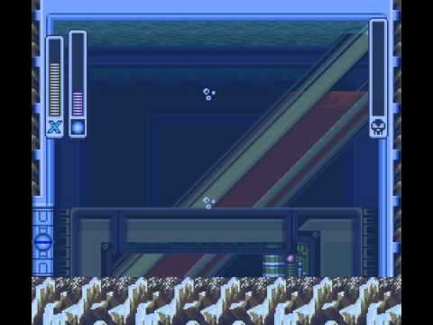 Mega Man X - Mega Man X Walkthrough Part 3 - User video