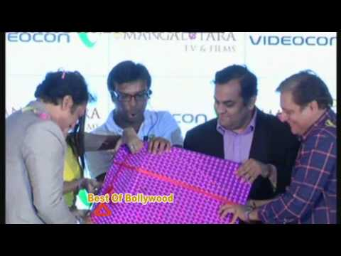 Govinda launched his music album Gori Tere Naina