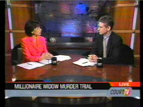Court TV/Tru Tv: Margaret Rudin murder, interview w/ James R. Wronko