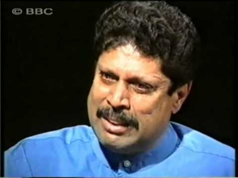 Kapil Dev PUDDI Crying on National TV