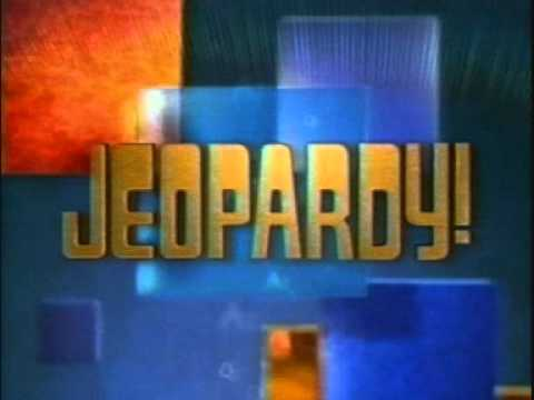 Jeopardy - Jeopardy Theme