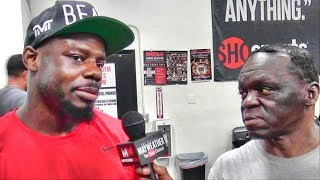 Jarrell Miller fails drug test! Mayweather Boxing Club gives their thoughts