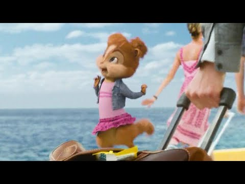 Alvin And The Chipmunks: Chipwrecked - Vacation Scene {HD}