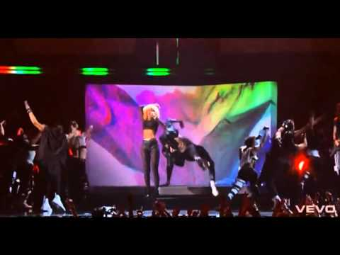 Rihanna We Found Love Grammy Awards 2012