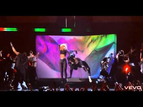 Rihanna We Found Love Grammy Awards 2012