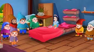 Snow White & The Seven Dwarfs Full Movie In Hindi   Beauty & The Beast Kahani Hindi By Baby Hazel
